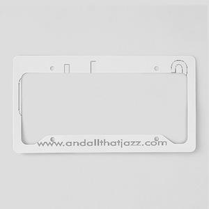 harp License Plate Holder