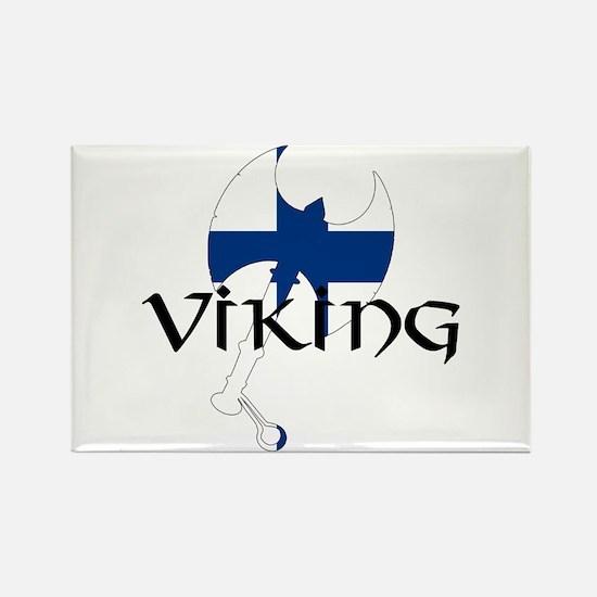 Finland Viking Magnets