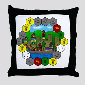 Untitled - 1 Throw Pillow