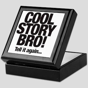 CoolStoryBro_Blk Keepsake Box