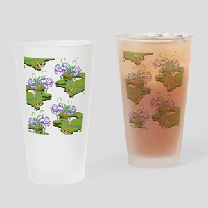MGRoyaltyGptrFlipf Drinking Glass