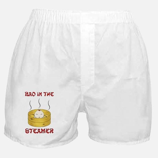 bao alt new black Boxer Shorts