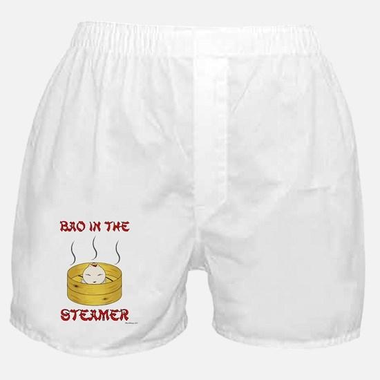 bao alt new white copy Boxer Shorts