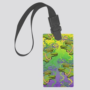 MGRoyaltyGpbcKindleS Large Luggage Tag