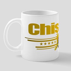 Chisinau (Flag 10) pocket 2 Mug
