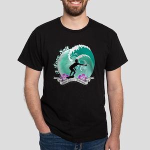 i Love salt Dark T-Shirt