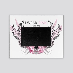 I Wear Pink for my Daughter Picture Frame