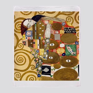 FF Klimt Ful Throw Blanket