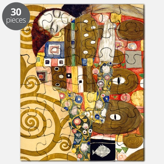 K/N Klimt Ful Puzzle
