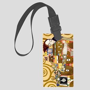 K/N Klimt Ful Large Luggage Tag