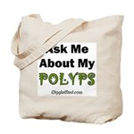 Polyps Tote Bag