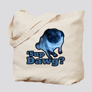 WhatsUpDog Tote Bag