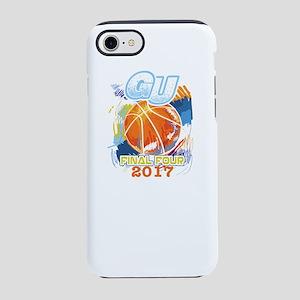 GU Final Four 2017 Basketball iPhone 7 Tough Case