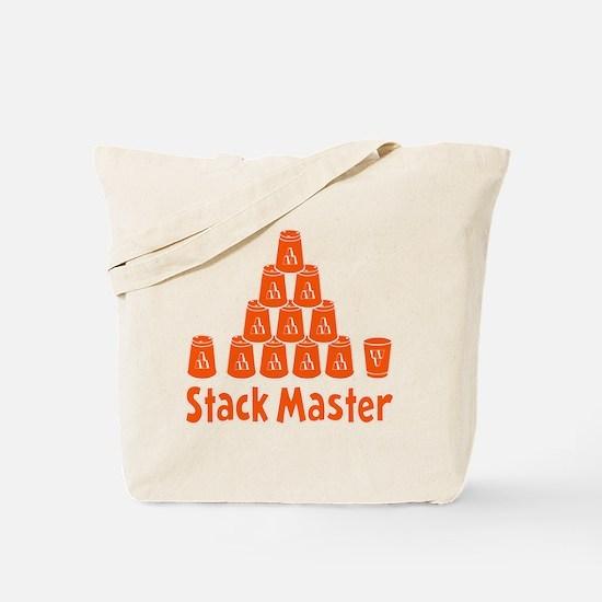 orange2, Stack Master 1, ck retro shadowe Tote Bag
