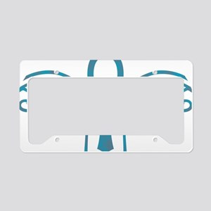 AnkhHorus1 License Plate Holder