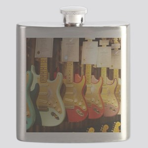 ROCK N ROLL Flask