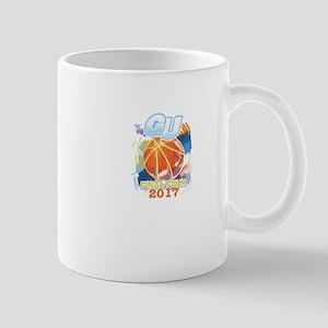 GU Final Four 2017 Basketball Mugs