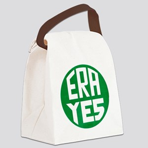 ART ERA YES Canvas Lunch Bag