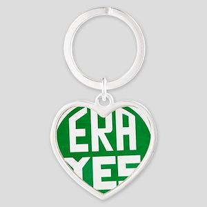 ART ERA YES Heart Keychain