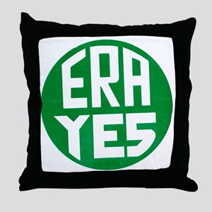 ART ERA YES Throw Pillow