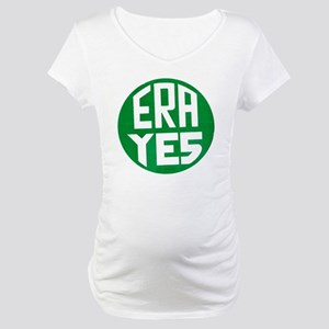 ART ERA YES Maternity T-Shirt