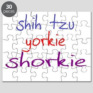 shorkie_black Puzzle