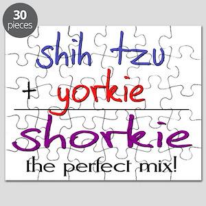 shorkie Puzzle