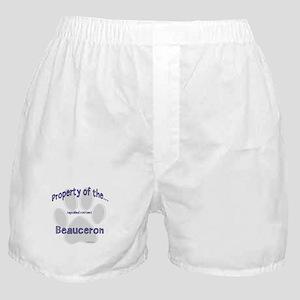 Beauceron Property Boxer Shorts
