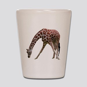 giraffeCutOut Shot Glass
