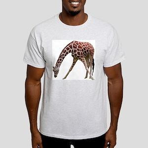 giraffeCutOut Light T-Shirt