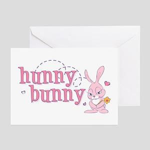 Hunny Bunny Greeting Cards (Pk of 10)