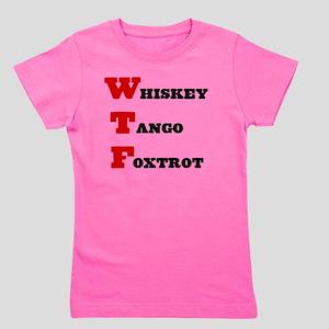 Whiskey Tango Foxtrot Girl's Tee