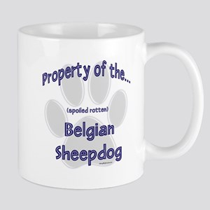 Belgian Sheepdog Property Mug