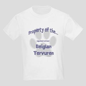 Tervuren Property Kids T-Shirt