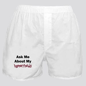 Hemorrhoids Boxer Shorts