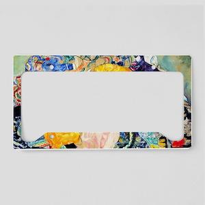 Toiletry Klimt Baby License Plate Holder