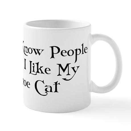 Like Snowshoe Mug