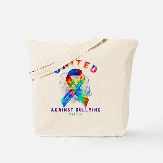 unitedagainstbullying-dark2 Tote Bag