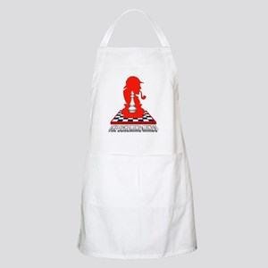 White byshop (clean) Apron