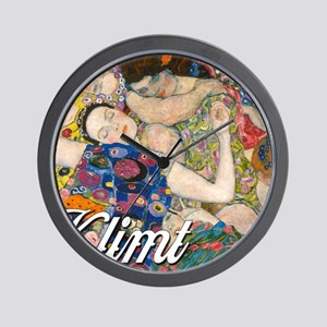 Klimt Cal Cover 2 Wall Clock