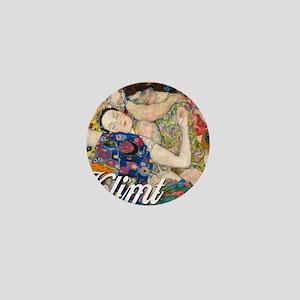 Klimt Cal Cover 2 Mini Button