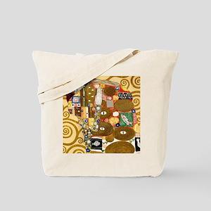 Klimt Cal L Tote Bag