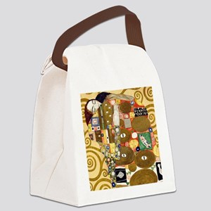 Klimt Cal L Canvas Lunch Bag
