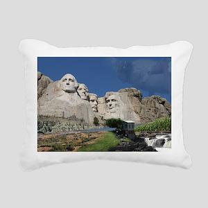 AcrossSouthDakota2_poste Rectangular Canvas Pillow