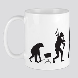 evolution idea Mug