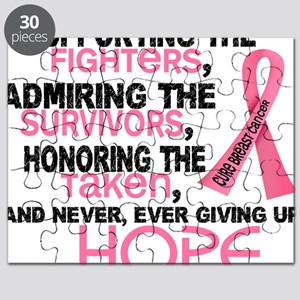 - Supporting Admiring Honoring 3.2 Breast C Puzzle