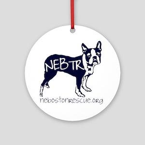 NEBTR Round Ornament