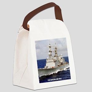 hayler framed panel print Canvas Lunch Bag