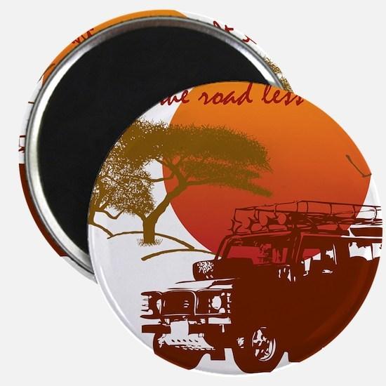 Road Less Traveled - Dark Magnet