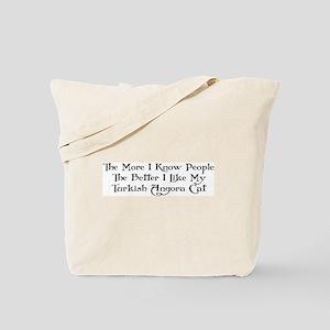 Like Angora Tote Bag
